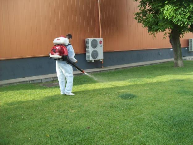 112vet Deparazitare iarba